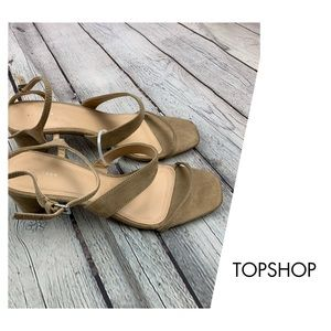 Topshop Deedee block sandals
